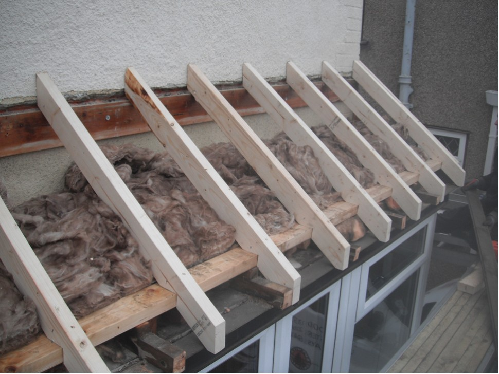 Insulation To Porch