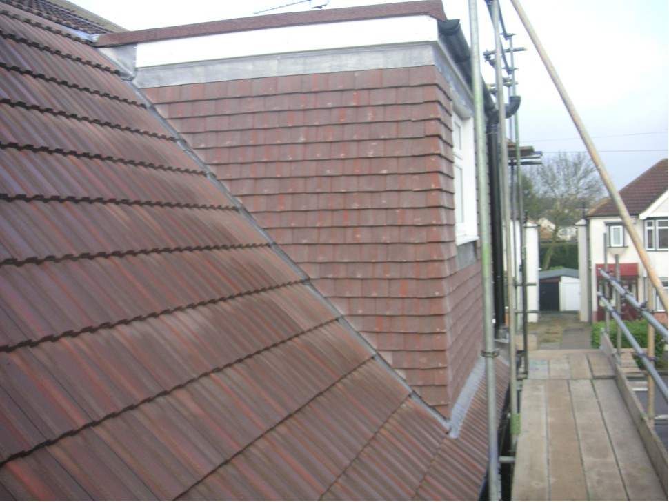 Main Roof And Dormer